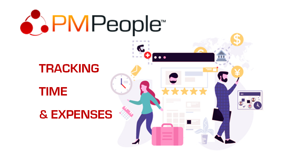 Tracking Time and Expenses with PMPeople