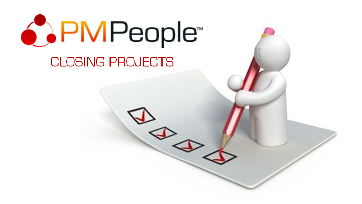 Closing Projects with PMPeople