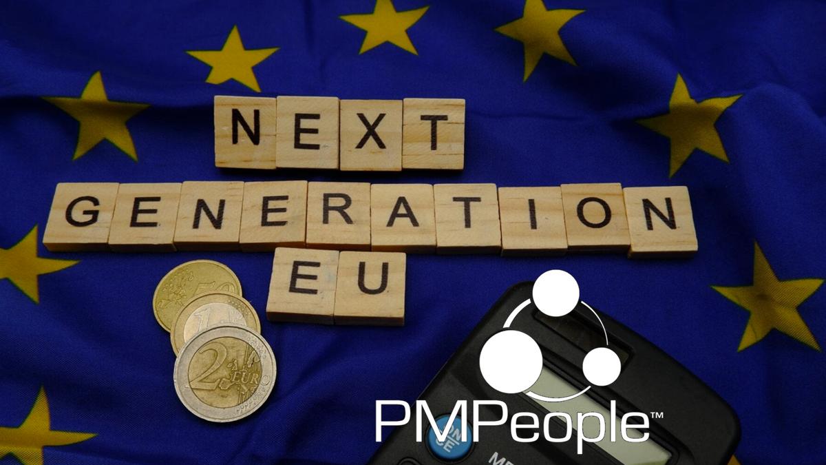 PMPeople como sistema de gestión de proyectos NextGenEU